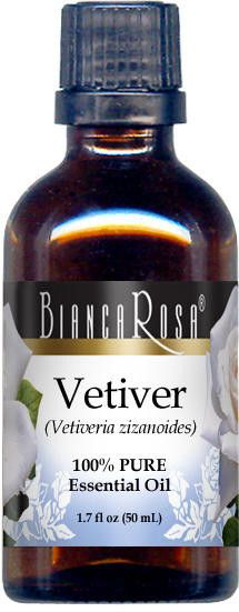 Vetiver Oil by Bianca Rosa