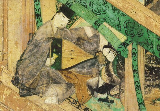 """The Tale of Genji"" is the world's first novel and was written by a Japanese woman shortly after the year 1000 in Japan's Heian era."