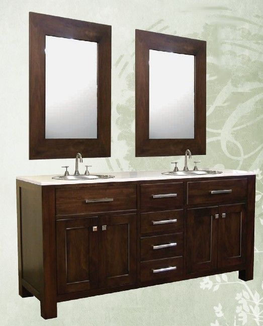 60  66  72  OR 78  Vanity Flair Double Sink Barrett18 best 66  Sink Vanity images on Pinterest   Double sinks  Bath  . 66 Double Sink Vanity. Home Design Ideas