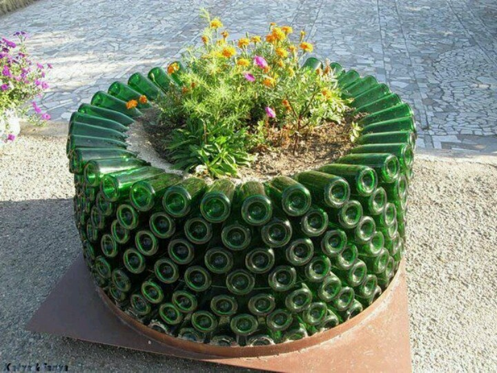 Decoracion Con Materiales Reciclados. Amazing Nuestro Propsito Es ...