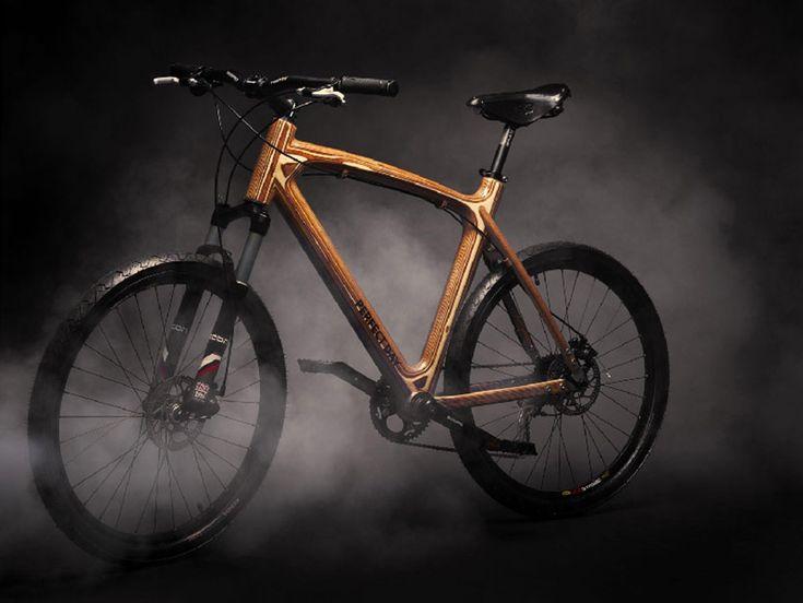 zarko bubalo: sustainable wooden bicycles - designboom   architecture