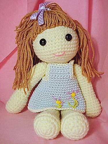 Ravelry: Doll Elara pattern by Jana Ganseforth  http://www.ravelry.com/patterns/library/doll-elara#