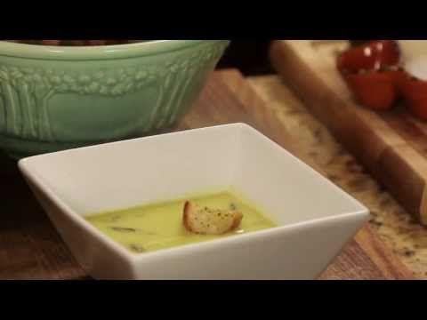 Asparagus Recipes-Cream of Asparagus Soup - http://2lazy4cook.com/asparagus-recipes-cream-of-asparagus-soup/