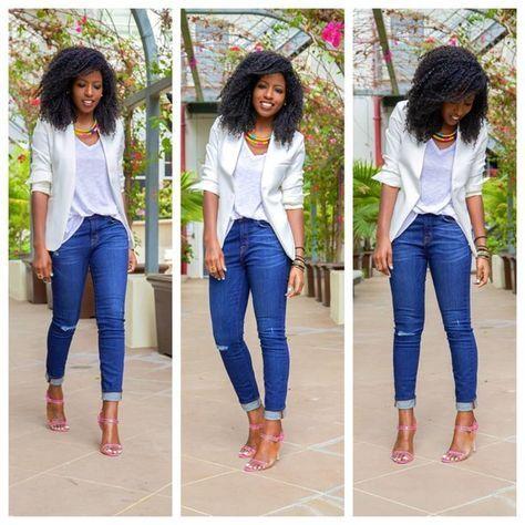 O jeans perfeito - Estilo não tem data de validade, certo?