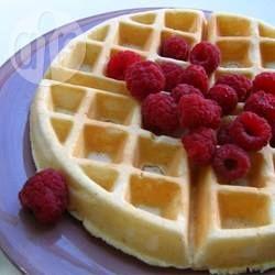 Mum's best waffles @ allrecipes.co.uk