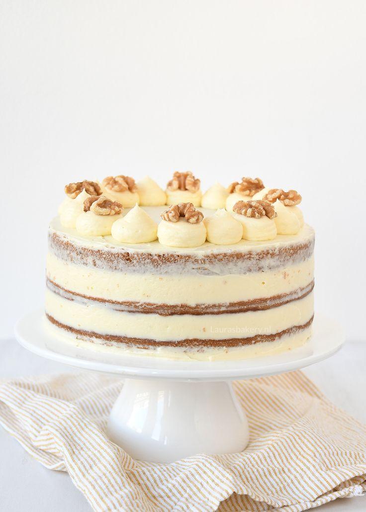Carrot cake - Laura's Bakery