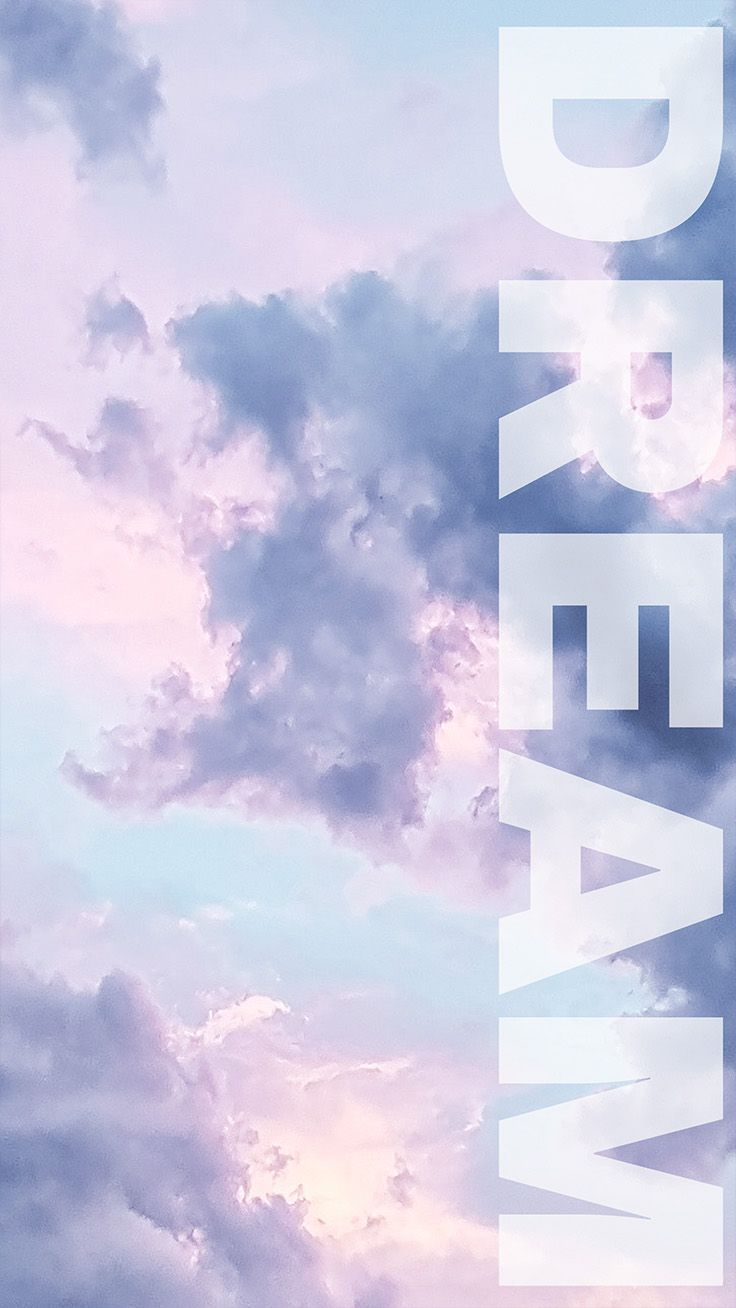 Cloudy Pastel Iphone Wallpapers For Daydreamers