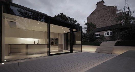 Rear House by Luigi Montefusco architecture design rear house luigimontefusco lbmv