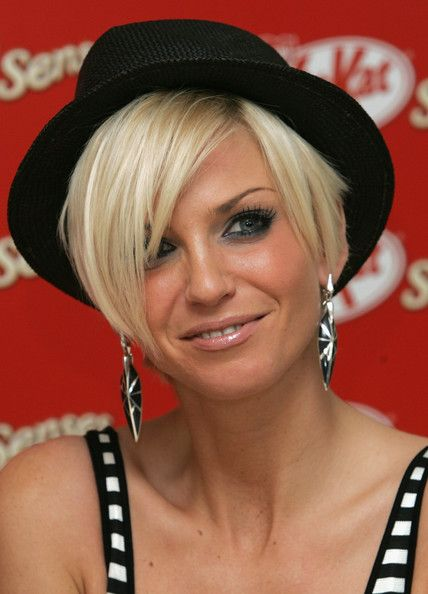 Sarah Harding Fedora - Sarah Harding Hats - StyleBistro