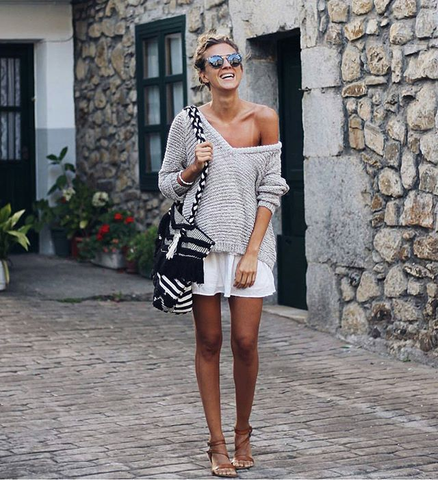 Summer chic  @lookandchic via @outfitideas4you