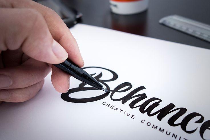 Lettering #2 on Behance