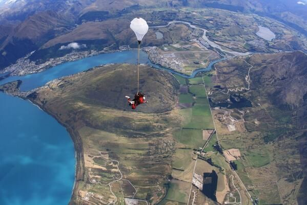 @RevitST What a view!! @Nzone Skydive