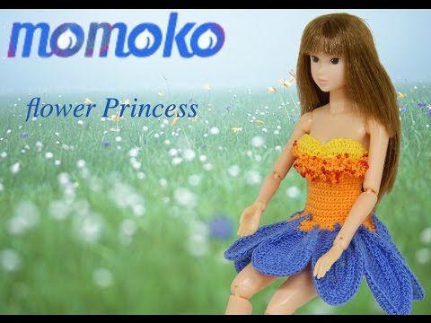 Momoko flower Princess
