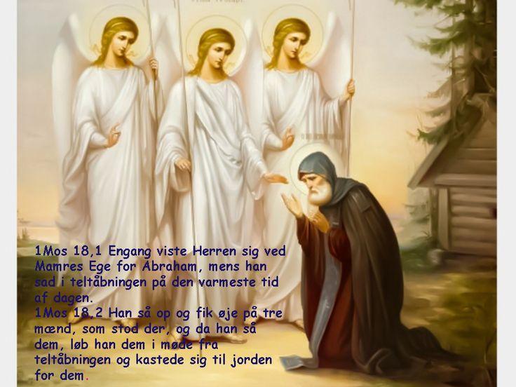 Abraham og Herren!