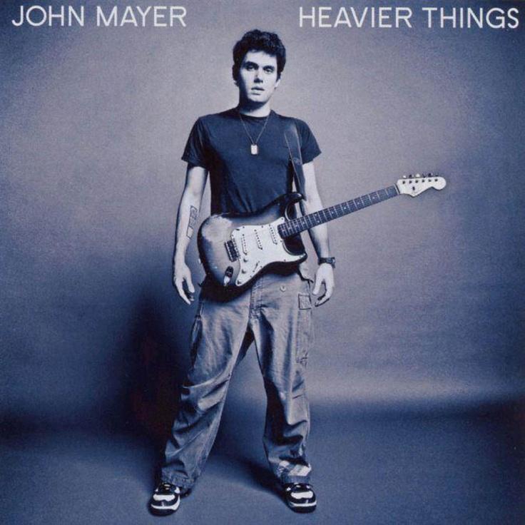 John Mayer: Heavier Things 179 DKK
