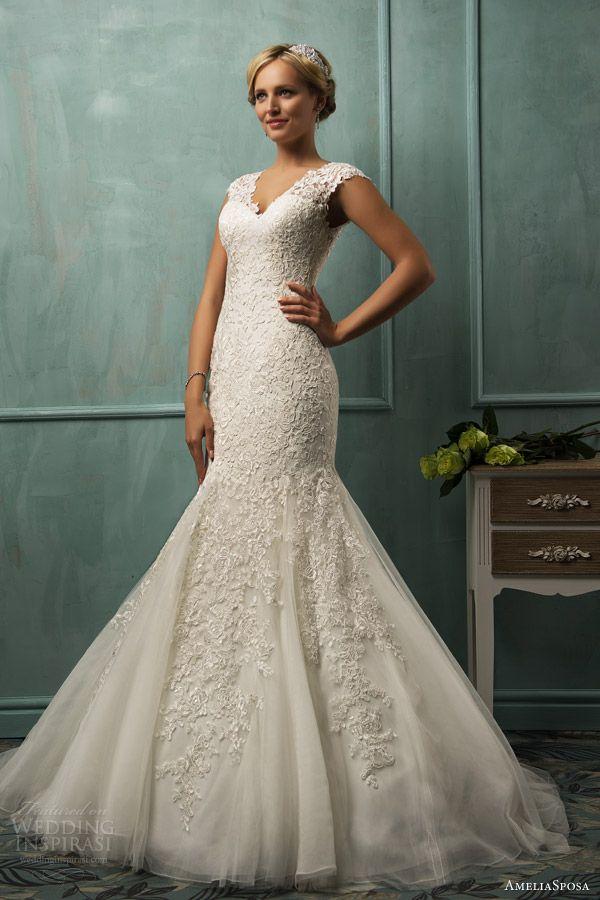 AmeliaSposa 2014 Wedding Dresses   Wedding Inspirasi