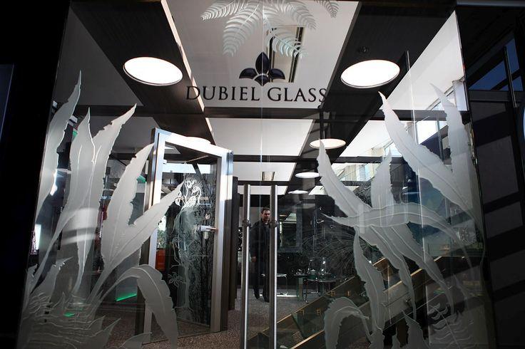 DUBIEL GLASS Kraków – drzwi szklane i inne | realizacje www.dubielglass.pl