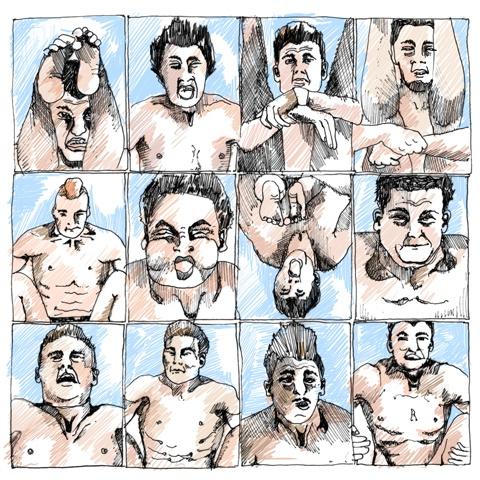 Divers by May van millingen
