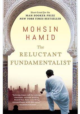 Books I need to read before the movie comes out:  The Reluctant Fundamentalist by Mohsin Hamid