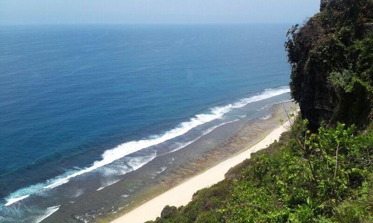 More of the coastline @ Uluwatu.
