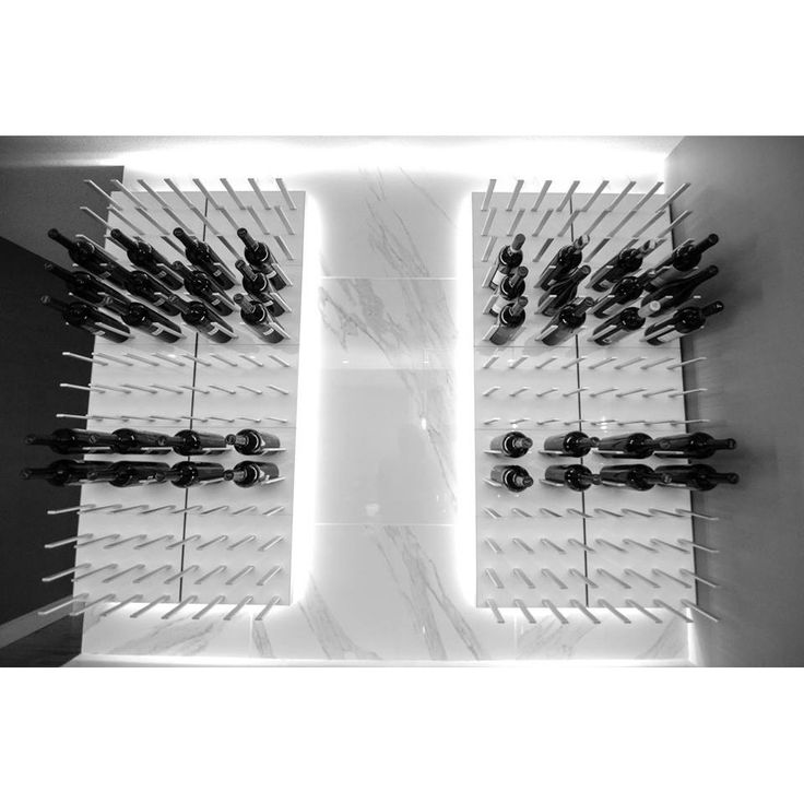 Scandinavian-inspired minimalist design of the wine rack is beautiful yet subtle, giving the stage to your wine collection as it grows.