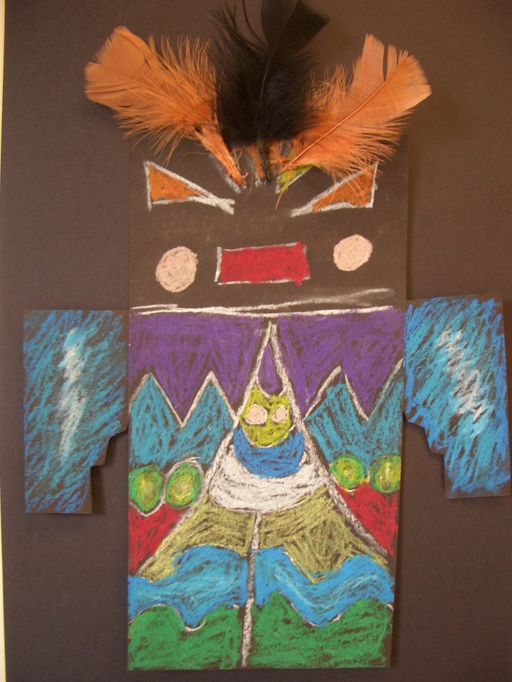 194 Best Images About Kids Native American Arts Amp Crafts