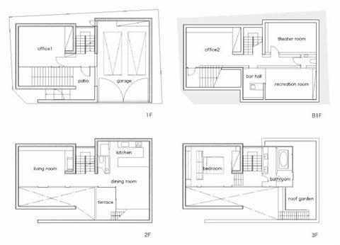 Mount Fuji Architects Studio Sakura House