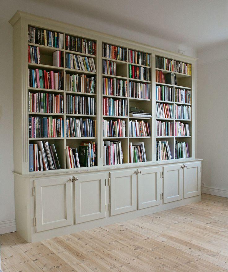 Bookshelf made by Möllansverkstäder in Malmö