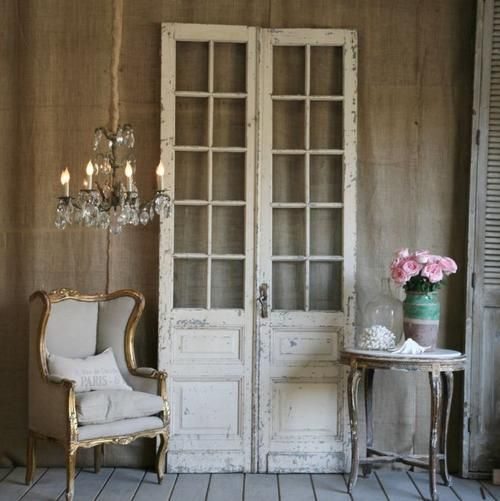 Searching for antique French doors. Love. http://signaturejordan.files. - 104 Best Doors Images On Pinterest French Doors, Home Ideas And