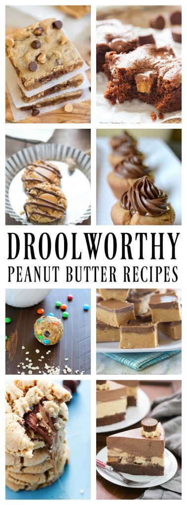 PEANUT BUTTER RECIPES - A Dash of Sanity