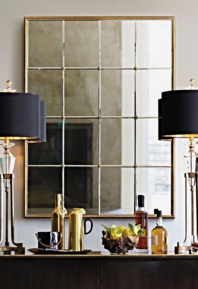 Pin de Macarena Zunino en Interiores   Pinterest   Espejo y Interiores
