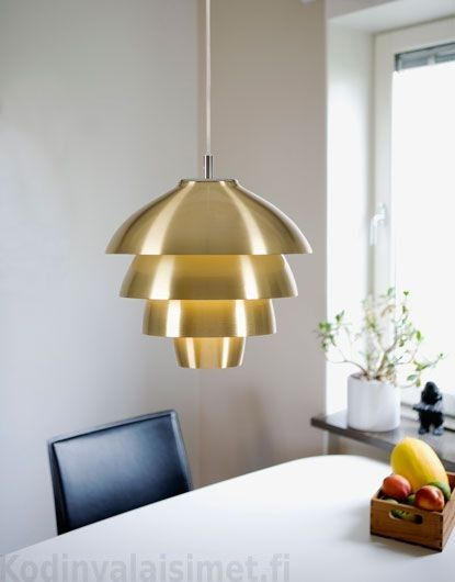Valencia - metal pendant. Made in Sweden by Belid