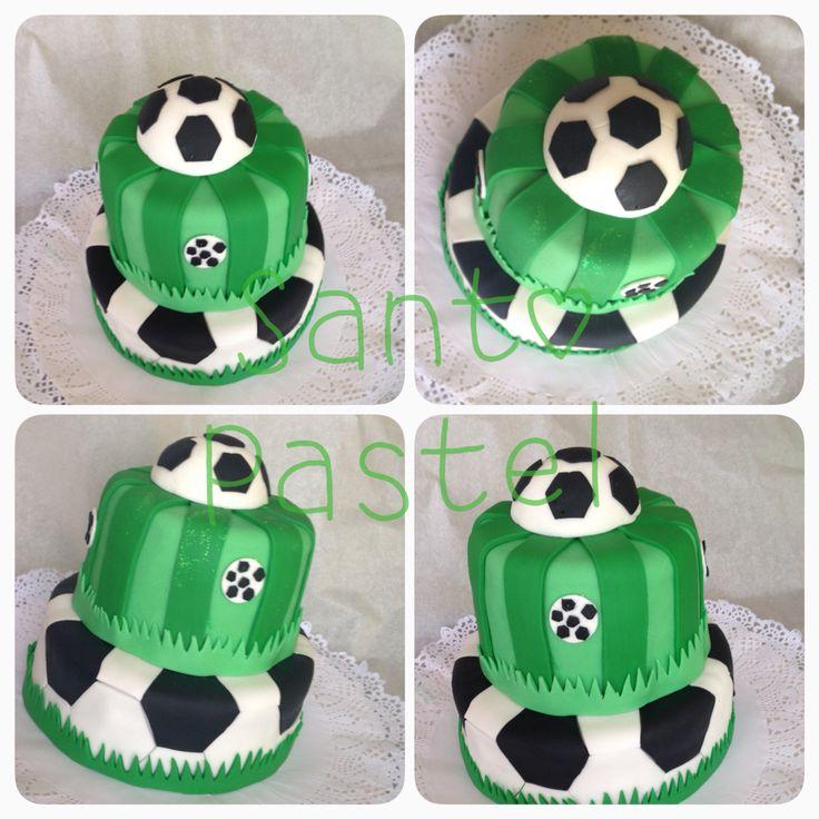 Torta fútbol