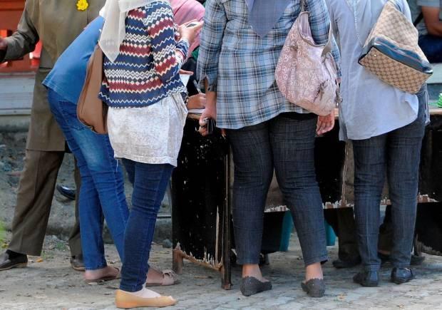 Razia Busana Muslim di Aceh