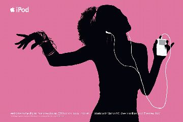 iPod Advertisement