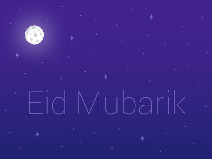 Eid Mubarik by Umar Irshad