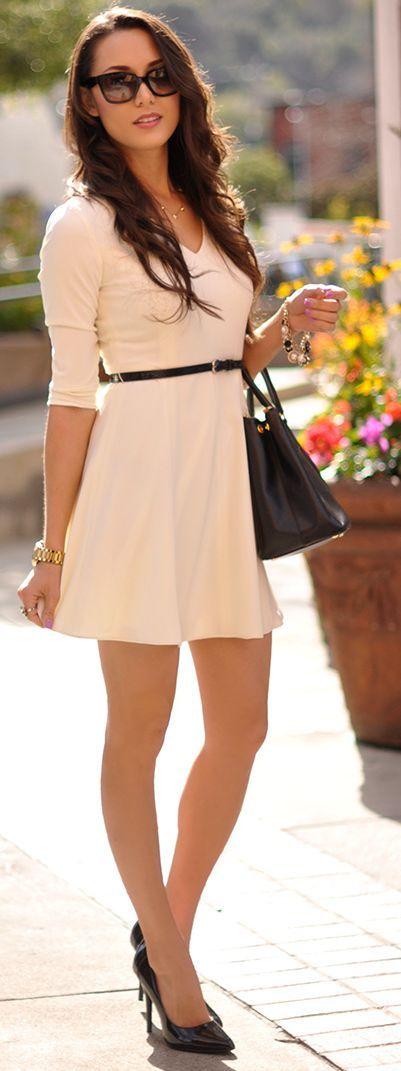 Perfect date night dress <3