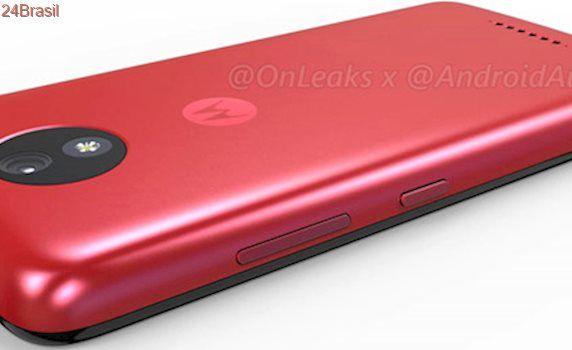 Renderizações vazadas mostram o Moto C e Moto C Plus, novos aparelhos low-end da Lenovo