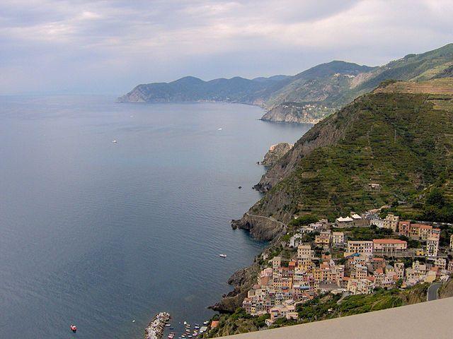 Riviera 5 Terre