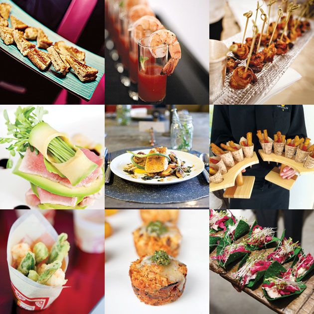 Wedding Food Menu Ideas: Receptions, Wedding And Wedding Menu