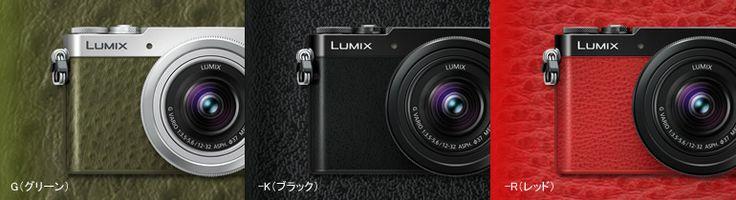デザイン DMC-GM5 デジタルカメラ LUMIX(ルミックス) Panasonic