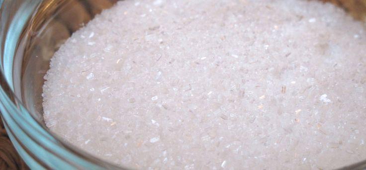 Health Benefits of an #Epsom #Salt bath