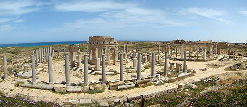 Leptis MagnaLepci Magna, Septimius Severus, Leptis Magna, Lost City, Roman Empire, Romans Empire, Roman Emperor, Lost Cities, Romans Emperor