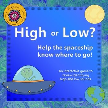 66 best images about high/low on Pinterest | Elementary music ...
