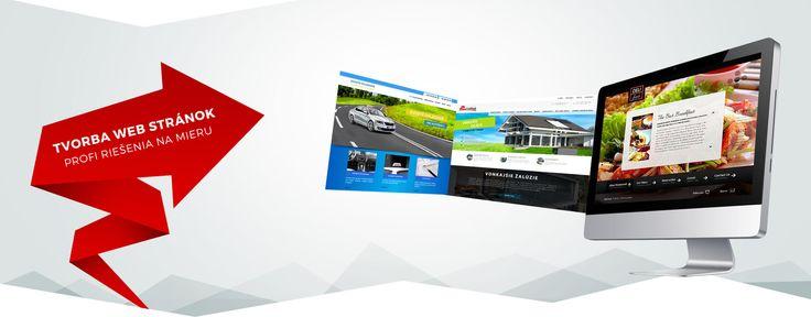 Naša nová web stránka