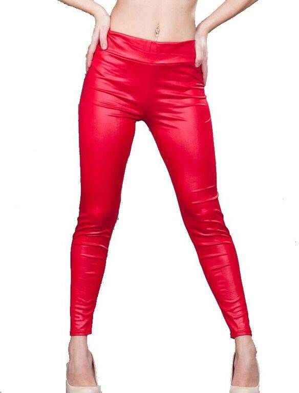 "Call @ 7838800015. Buy leather look legging with Shopdrill.com. The largest online shopping marketplace has brought ""Herrlich Desire Adorable Leather Look Leggings"" ay Rs. 399/- only. Get your dress now."