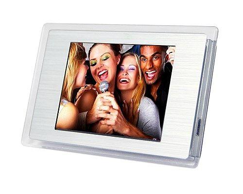 Digitale Fotolijst voor uw koelkast (magneet)