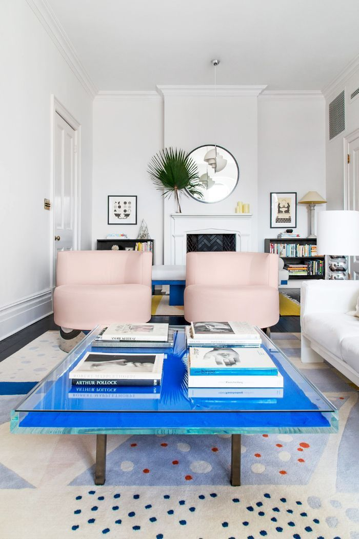 These Chic-to-Death Contemporary Living Room Ideas Will Make Any ...