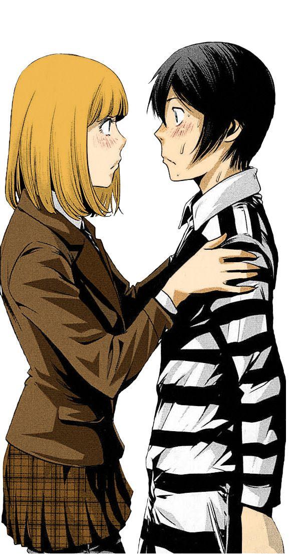 16 best Prison school!! Kangoku Gakuen images on Pinterest | Manga anime. Prison and Schools