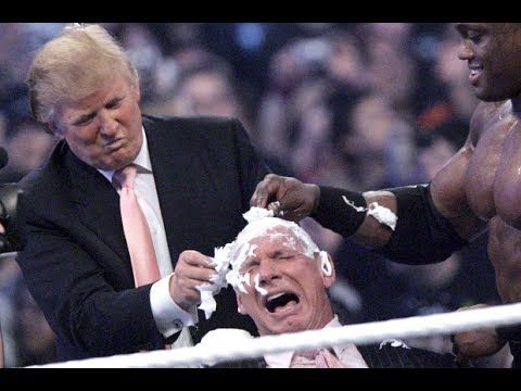 CNN ACCUSES TRUMP OF INCITING VIOLENCE BY TACKLING WWE VINCE MCMAHON: Ig...